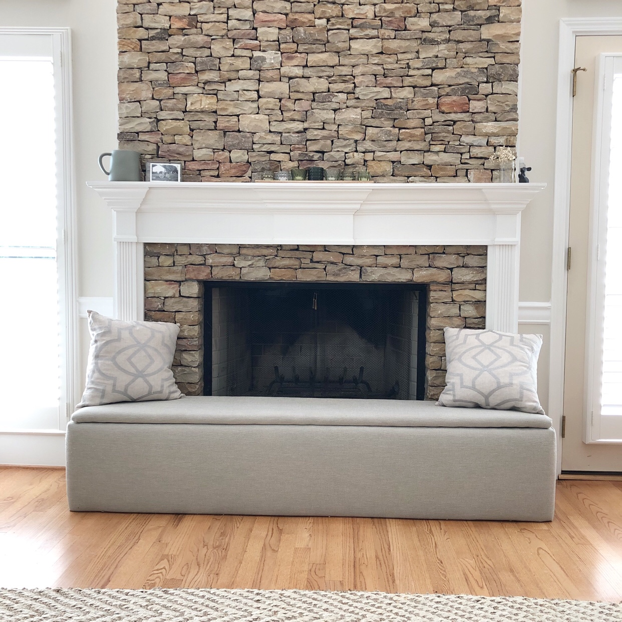 Hearth Covers: How To Make A Fireplace Hearth Cover